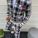 костюм мужской в клетку Tommy Hilfiger