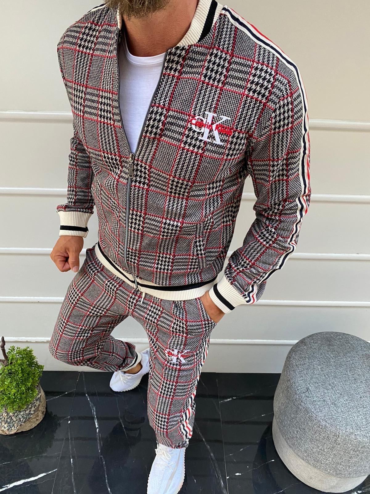 Calvin Klein мужской костюм